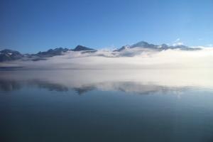 Good morning Glacier National Park